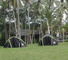 camping area alam tirta outbound
