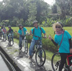 cycling di alam tirta outbound