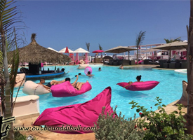 Flamingo Bali Family BEach Club
