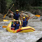 rafting di alam tirta outbound