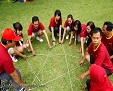 games kekompakan team building