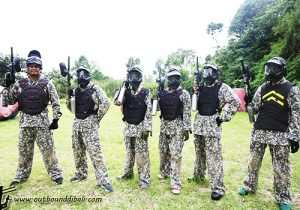 Arena Paintball The Silas